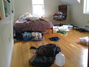 Mother Apologizes to Her Son – He is Not a Slob
