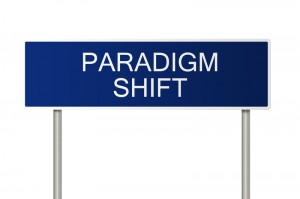 PARADIGM SHIFT and THE PARADOX of POWER