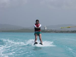 My Four Leadership Lessons on Water Skis